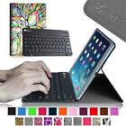 Apple Ipad Mini 1/2/3 With Retina Display Bluetooth Keyboard Leather Case Cover