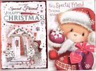 To A Special Friend Christmas Card - Lovely Verse - Various Designs