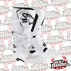 Alpinestars Tech 7 Motocross Boots White Enduro Cross Quad Boots MX TECH7