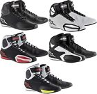 Alpinestars Faster Street Riding Motorcycle Shoes All Sizes All Colors