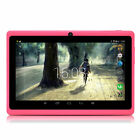 "iRULU eXpro3 7"" Android 6.0 Marshmallow 8GB Quad Core Dual Camera Wifi Tablet PC"