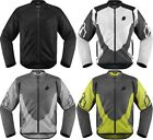 Icon Anthem 2 Mesh Motorcycle Riding Jacket Mens All Sizes All Colors