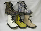 """""""SALE""""  Girls Spot On Lace Up Ankle Boot with Side Zip  5011"""