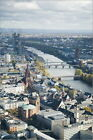 Poster / Leinwandbild High angle view of Frankfurt-am-Main, He... - M. Doherty