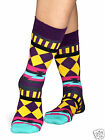 Happy Socks 1 Pair Disco Tribe Women's Socks Disco Tribe Socks 36-40