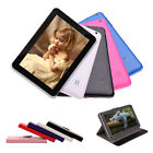 "iRULU 9"" 8GB A33 Google Android 4.4 Quad Core Pad Bluetooth Tablet PC w/Keyboard"