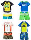 Crazy 8 by Gymboree Rashguard Swim Trunks Set 6 12 18 24 2T 3T 4T 5T *NWT*
