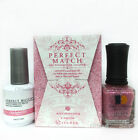 LECHAT Perfect Match Nail Gel & Lacquer DUO- THE ICED Collection- Pick any Color