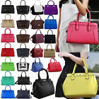 Ladies Leather Style Crossbody Celebrity Shoulder Satchel Bag Women Tote Handbag
