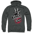 The Voice Reality Singing Contest TV Show NBC Team Adam Adult Pull-Over Hoodie