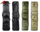 120CM Tactical Military Rifle Case Hunting Airsoft Paintball Gun Bag Backpack
