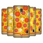 HEAD CASE DESIGNS PIZZABELAG MUSTER HARD BACK COVER FÜR LG HANDYS 3