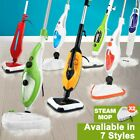 7 Styles Steam Mop Handheld Hand Held Steamer Cleaning Cleaner Floor Carpet