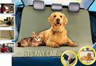 Car Pet Back Seat Waterproof Cover Dog Cat Protective Boot Mat Liner Washable