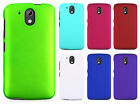 For HTC Desire 526 Rubberized HARD Protector Case Snap On Phone Cover Accessory