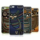 HEAD CASE DESIGNS GUFI TRIBALI COVER RETRO RIGIDA PER APPLE iPOD TOUCH MP3