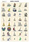 SHIPS YACHTS. CD machine embroidery designs files most formats transportation