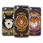 HEAD CASE DESIGNS ANIMALI BAROCCHI MODERNI CASE IN GEL PER APPLE iPOD TOUCH MP3