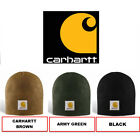 Carhartt A205 SOCK Skull WATCH HAT - Knit Beanie Cap OSFA BROWN GREEN BLACK GRAY