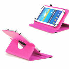 Universal 360 Rotating Case Cover for Android Tablet Dell Venue 7 RCA 7 Voyager