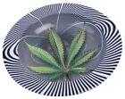 Metal Cigarette Weed Marijuana Ashtray