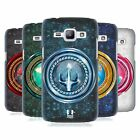 HEAD CASE DESIGNS PLATES OF OLYMPUS HARD BACK CASE FOR SAMSUNG PHONES 4
