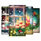 HEAD CASE DESIGNS HOLIDAY CANDLES HARD BACK CASE FOR NOKIA PHONES 3