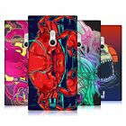 HEAD CASE DESIGNS SEA MONSTERS HARD BACK CASE FOR NOKIA PHONES 2