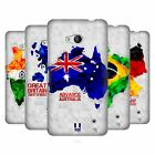 HEAD CASE DESIGNS GEOMETRIC MAPS HARD BACK CASE FOR NOKIA PHONES 1