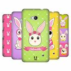 HEAD CASE DESIGNS SOFIE THE BUNNY HARD BACK CASE FOR NOKIA PHONES 1