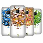 HEAD CASE DESIGNS DOODLE EXPLOSION HARD BACK CASE FOR HTC PHONES 1