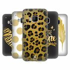 HEAD CASE DESIGNS GRAND AS GOLD HARD BACK CASE FOR HTC PHONES 1