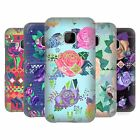 HEAD CASE DESIGNS SUMMER BLOOMS HARD BACK CASE FOR HTC PHONES 1