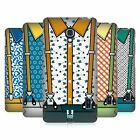 HEAD CASE DESIGNS PRINTS AND SUSPENDERS HARD BACK CASE FOR LG PHONES 3