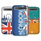 HEAD CASE DESIGNS LONDON CITYSCAPE HARD BACK CASE FOR BLACKBERRY PHONES