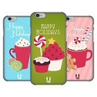 HEAD CASE DESIGNS HOLIDAY TREATS HARD BACK CASE FOR APPLE iPHONE PHONES