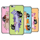 HEAD CASE DESIGNS LONG ANIMALS HARD BACK CASE FOR APPLE iPHONE PHONES