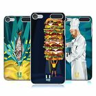 HEAD CASE PROFESSION INSPIRED - FOOD LEAGUES BACK CASE FOR APPLE iPOD TOUCH MP3