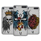 HEAD CASE DESIGNS TATTOO WINGS HARD BACK CASE FOR APPLE iPOD TOUCH MP3
