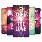 HEAD CASE DESIGNS EDM LOVE HARD BACK CASE FOR SONY PHONES 4