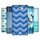 HEAD CASE DESIGNS SEA WAVE PATTERNS HARD BACK CASE FOR SONY PHONES 4