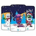 HEAD CASE DESIGNS CHRISTMAS ZOMBIES HARD BACK CASE FOR SAMSUNG TABLETS 2
