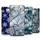 HEAD CASE DESIGNS WINTER PRINTS HARD BACK CASE FOR MOTOROLA PHONES 2