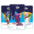 HEAD CASE DESIGNS CHRISTMAS ZOMBIES HARD BACK CASE FOR SAMSUNG TABLETS 1