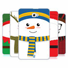 HEAD CASE DESIGNS MR SNOWMAN HARD BACK CASE FOR SAMSUNG TABLETS 1