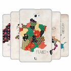 HEAD CASE DESIGNS PATTERNED MAPS HARD BACK CASE FOR SAMSUNG TABLETS 1