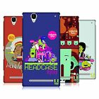 HEAD CASE DESIGNS HEADCASE MUSICAL COLLECTION HARD BACK CASE FOR SONY PHONES 3