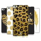 HEAD CASE DESIGNS GRAND AS GOLD HARD BACK CASE FOR HUAWEI PHONES 1