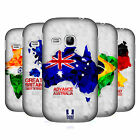 HEAD CASE DESIGNS GEOMETRIC MAPS HARD BACK CASE FOR SAMSUNG PHONES 5