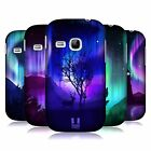 HEAD CASE DESIGNS NORTHERN LIGHTS HARD BACK CASE FOR SAMSUNG PHONES 5